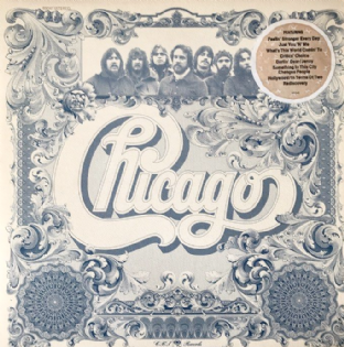 Chicago - Chicago VI (LP) (EX/EX)